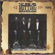 The Notting Hillbillies Missing... Presumed Having A Good Time UK vinyl LP