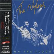 Click here for more info about 'The Nylons - 4 On The Floor'