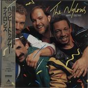 Click here for more info about 'The Nylons - Happy Together + Obi'