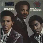 Click here for more info about 'The O'Jays - Back Stabbers'
