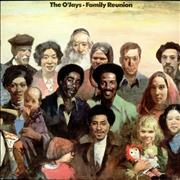 Click here for more info about 'The O'Jays - Family Reunion + Insert'