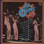 Click here for more info about 'The O'Jays - Live!'