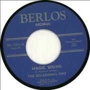 Click here for more info about 'The Occasional Five - Magic Sound'