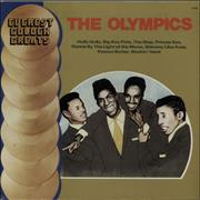 Click here for more info about 'The Olympics - Golden Greats'