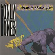 Click here for more info about 'The Only Ones - Alone In The Night'