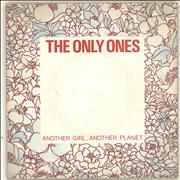 Click here for more info about 'The Only Ones - Another Girl, Another Planet'