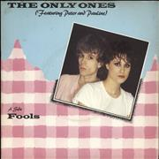 Click here for more info about 'The Only Ones - Fools'