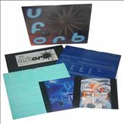 Click here for more info about 'The Orb - U.F. Orb - PVC Sleeve + Art Prints'