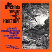 Click here for more info about 'The Orchids - Striving For The Lazy Perfection'