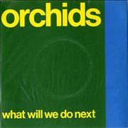 Click here for more info about 'The Orchids - The Three Song EP'