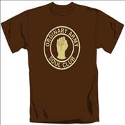 Click here for more info about 'The Ordinary Boys - Army T-Shirt - Large'