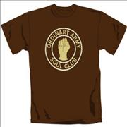 Click here for more info about 'The Ordinary Boys - Army T-Shirt - Small'