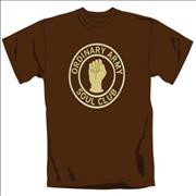 Click here for more info about 'The Ordinary Boys - Army T-Shirt - XL'