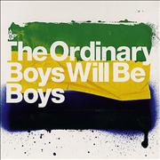 Click here for more info about 'The Ordinary Boys - Boys Will Be Boys - White Vinyl'