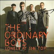 Click here for more info about 'Lonely At The Top - Autographed'