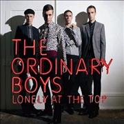 Click here for more info about 'The Ordinary Boys - Lonely At The Top'