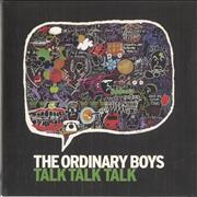 Click here for more info about 'The Ordinary Boys - Talk Talk Talk - CD2'