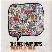 Click here for more info about 'The Ordinary Boys - Talk Talk Talk'