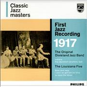 Click here for more info about 'The Original Dixieland Jazz Band - First Jazz Recording 1917 EP'