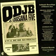 Click here for more info about 'The Original Dixieland Jazz Band - ODJB And Louisiana Five'