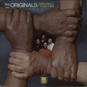 Click here for more info about 'The Originals - Naturally Together'