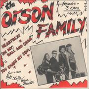 Click here for more info about 'The Orson Family - Heartbeat EP'