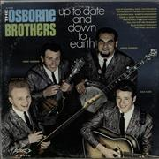 Click here for more info about 'The Osborne Brothers - Up To Date And Down To Earth'