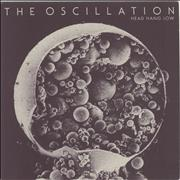 Click here for more info about 'The Oscillation - Head Hang Low - Etched Vinyl'