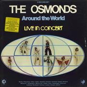 Click here for more info about 'The Osmonds - Around The World - Live In Concert'