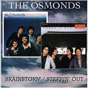 Click here for more info about 'The Osmonds - Brainstorm / Steppin' Out'