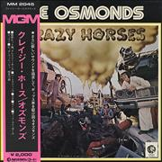 Click here for more info about 'The Osmonds - Crazy Horses'