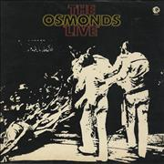 Click here for more info about 'The Osmonds - Live'
