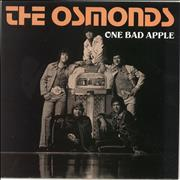 Click here for more info about 'The Osmonds - One Bad Apple'