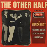 Click here for more info about 'The Other Half - Mr Pharmacist EP'