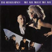 Click here for more info about 'The Other Ones - We Are What We Are'