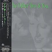 The Other Two The Other Two & You Japan CD album Promo