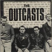 Click here for more info about 'The Outcasts - Self Conscious Over You'