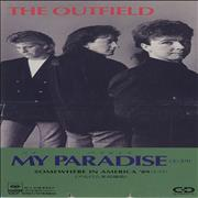 Click here for more info about 'The Outfield - My Paradise - Snapped'