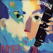 Click here for more info about 'The Outfield - Play Deep'