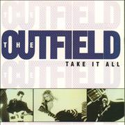 Click here for more info about 'The Outfield - Take It All'