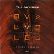 Click here for more info about 'The Outfield - Voices Of Babylon'