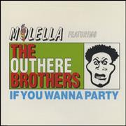 Click here for more info about 'The Outhere Brothers - If You Wanna Party - UK Radio Edit'