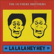 Click here for more info about 'The Outhere Brothers - La La La Hey Hey'