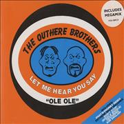 Click here for more info about 'The Outhere Brothers - Let Me Here You Say Ole Ole'