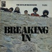 Click here for more info about 'The Outlaw Blues Band - Breaking In'