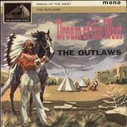 Click here for more info about 'The Outlaws (UK) - Dream Of The West - EX'