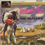 Click here for more info about 'The Outlaws (UK) - Dream Of The West - Factory Sample'
