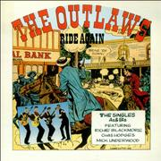 Click here for more info about 'The Outlaws (UK) - Ride Again: Singles A's & B's'