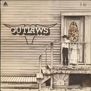 Click here for more info about 'The Outlaws (US) - The Outlaws - EX'