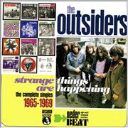 Click here for more info about 'The Outsiders (Dutch) - Strange Things Are Happening - The Complete Singles 1965 - 1969'